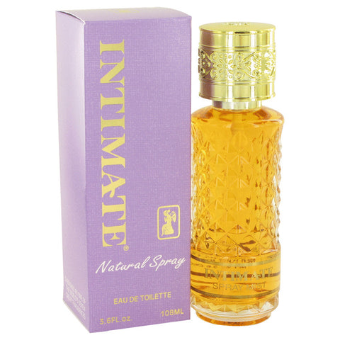 Intimate Eau De Toilette Spray By Jean Philippe