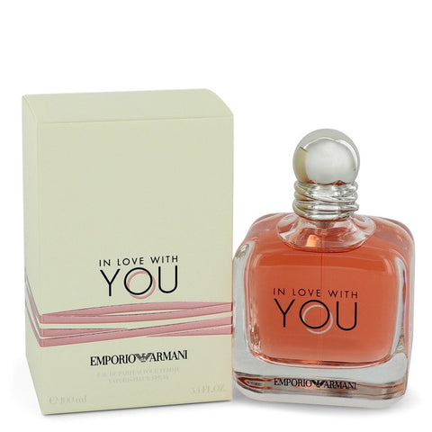 In Love With You Perfume By Giorgio Armani Eau De Parfum Spray