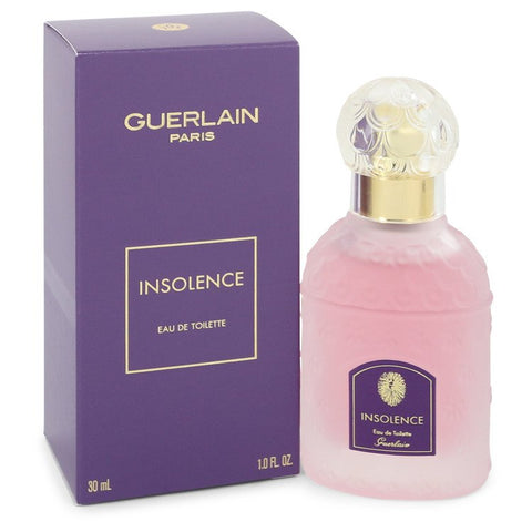 Insolence Perfume By Guerlain Eau De Toilette Spray (New Packaging)