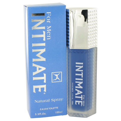 Intimate Blue Eau De Toilette Spray By Jean Philippe