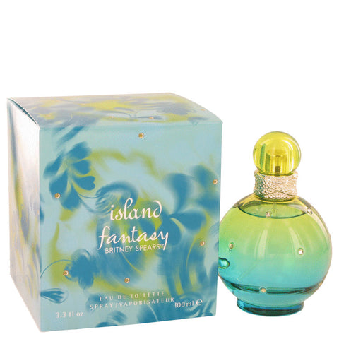 Island Fantasy Eau De Toilette Spray By Britney Spears