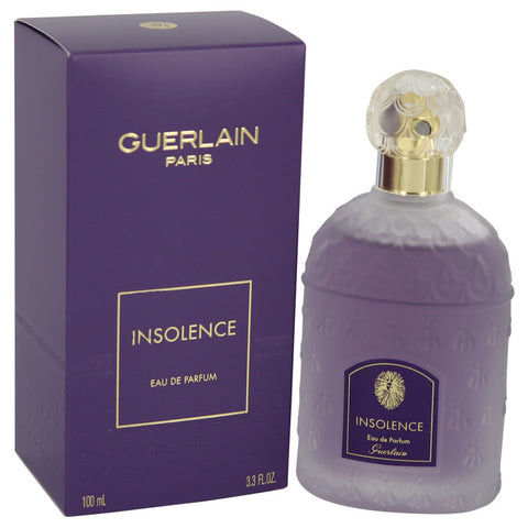 Insolence Eau De Parfum Spray (New Packaging) By Guerlain