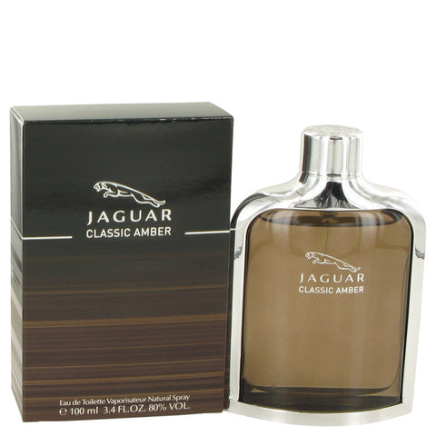 Jaguar Classic Amber Eau De Toilette Spray By Jaguar