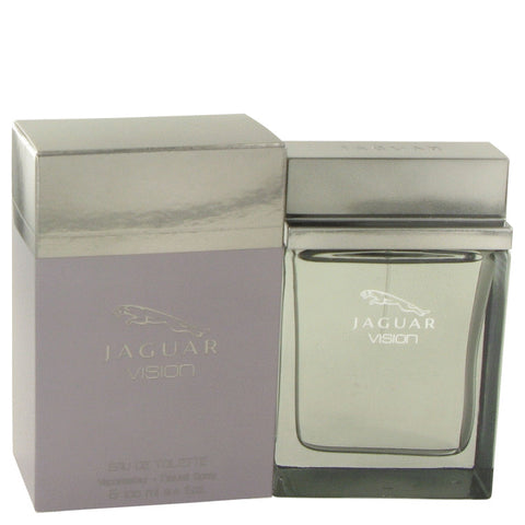 Jaguar Vision Eau De Toilette Spray By Jaguar