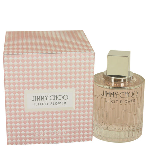 Jimmy Choo Illicit Flower Eau De Toilette Spray By Jimmy Choo