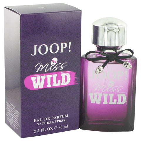 Joop Miss Wild Eau De Parfum Spray By Joop!