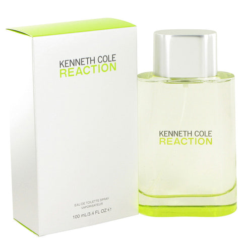 Kenneth Cole Reaction Eau De Toilette Spray By Kenneth Cole