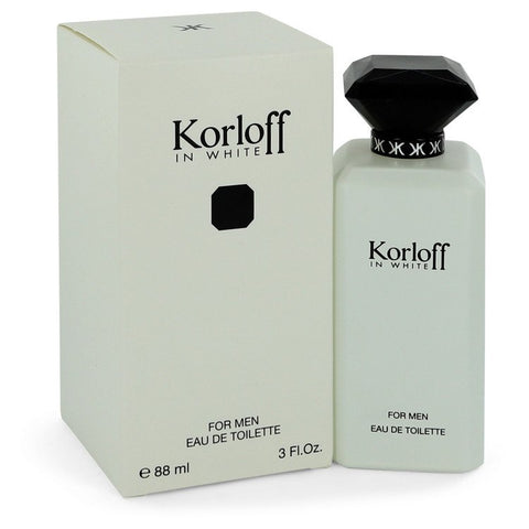 Korloff In White Eau De Toilette Spray By Korloff