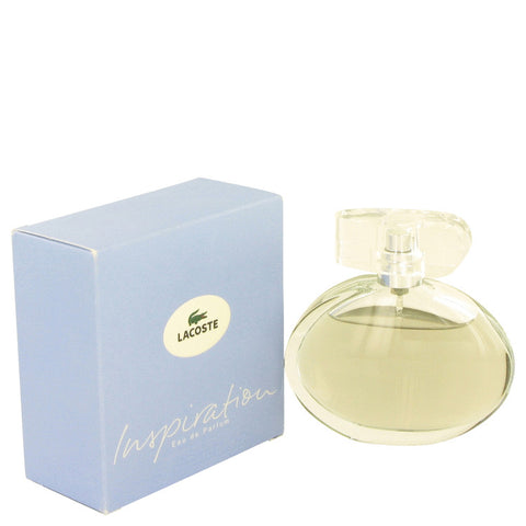 Lacoste Inspiration Eau De Parfum Spray By Lacoste