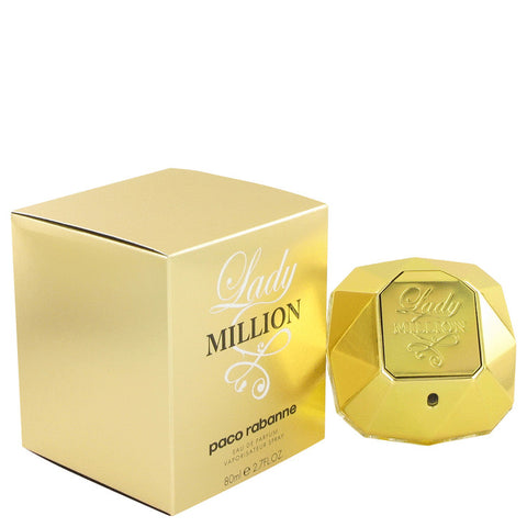 Lady Million Eau De Parfum Spray By Paco Rabanne