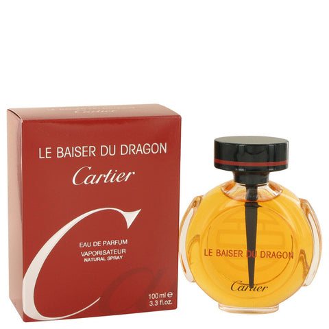 Le Baiser Du Dragon Eau De Parfum Spray By Cartier