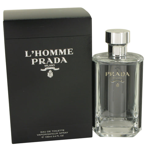 L'homme Prada Eau De Toilette Spray By Prada