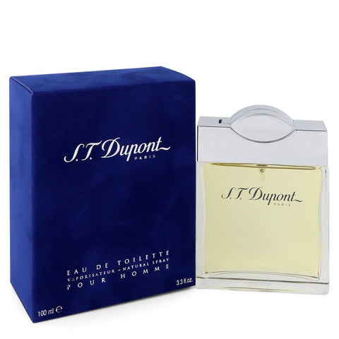 St Dupont Eau De Toilette Spray By St Dupont