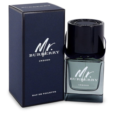 Mr Burberry Indigo Cologne By Burberry Eau De Toilette Spray