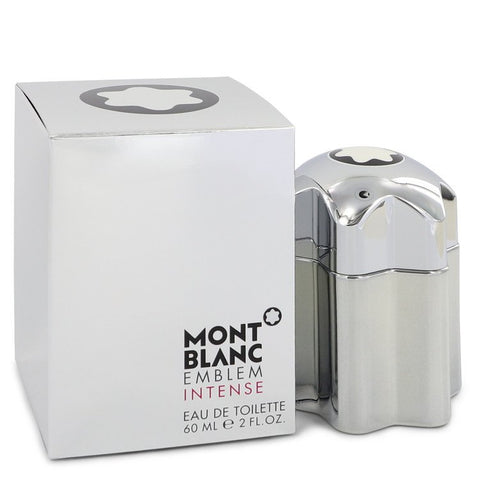 Montblanc Emblem Intense Cologne By Mont Blanc Eau De Toilette Spray