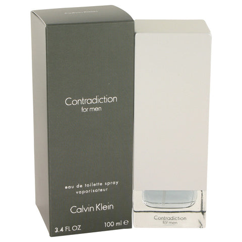 Contradiction Eau De Toilette Spray By Calvin Klein