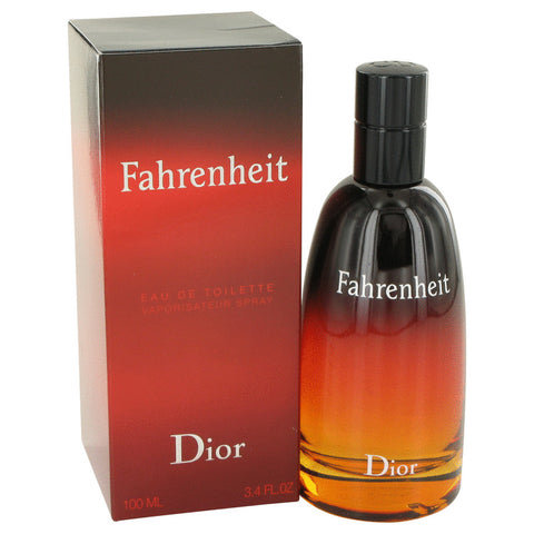 Fahrenheit Eau De Toilette Spray By Christian Dior