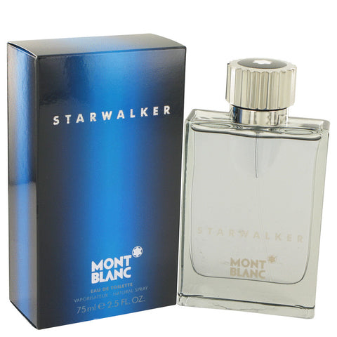 Starwalker Eau De Toilette Spray By Mont Blanc