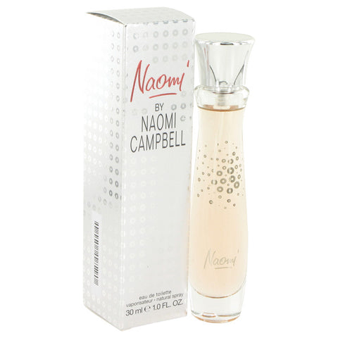 Naomi Eau De Toilette Spray By Naomi Campbell