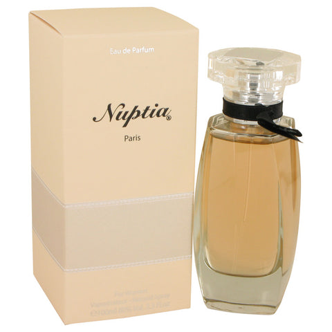 Nuptia Eau De Parfum Spray By Paris Bleu