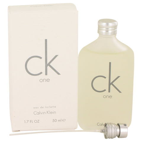 Ck One Eau De Toilette Pour / Spray (Unisex) By Calvin Klein