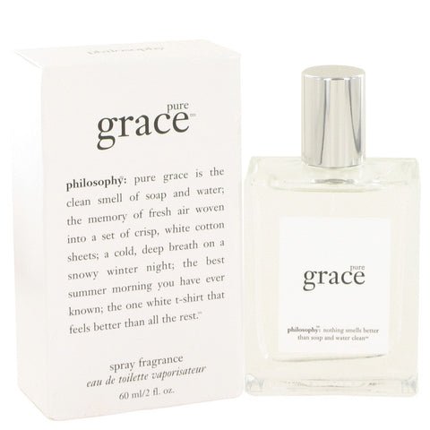 Pure Grace Eau De Toilette Spray By Philosophy