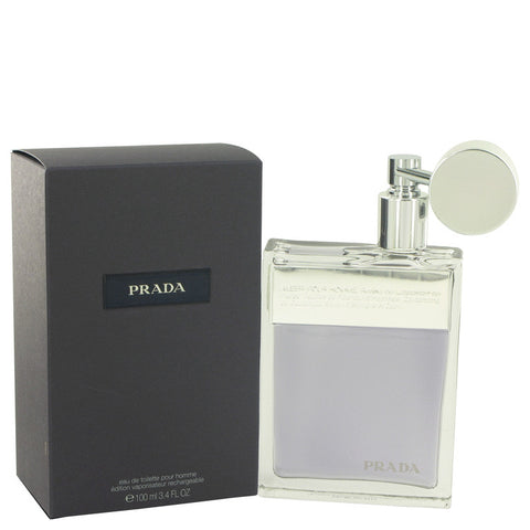 Prada Eau De Toilette Spray Refillable By Prada