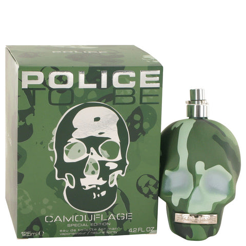 Police To Be Camouflage Eau De Toilette Spray (Special Edition) By Police Colognes