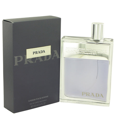 Prada Amber Eau De Toilette Spray By Prada