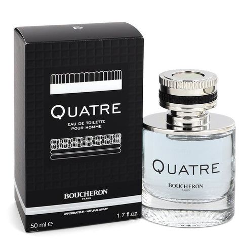 Quatre Cologne By Boucheron Eau De Toilette Spray