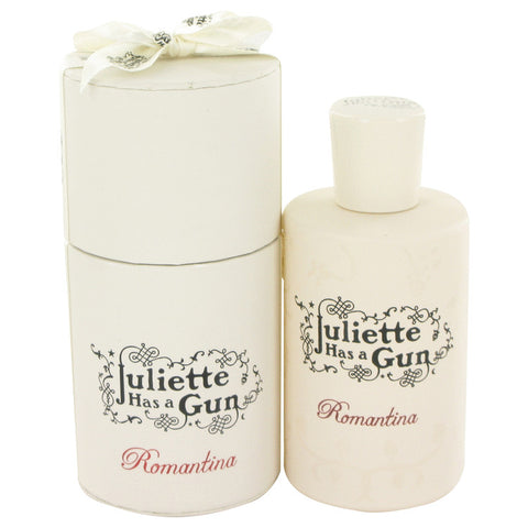 Romantina Eau De Parfum Spray By Juliette Has A Gun