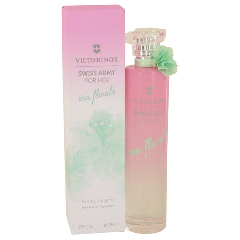 Swiss Army Eau Florale Eau De Toilette Spray By Victorinox