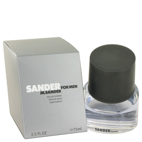 Sander Eau De Toilette Spray By Jil Sander