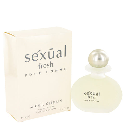Sexual Fresh Eau De Toilette Spray By Michel Germain