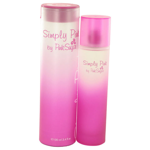 Simply Pink Eau De Toilette Spray By Aquolina