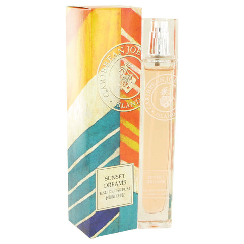 Sunset Dreams Eau De Parfum Spray By Caribbean Joe