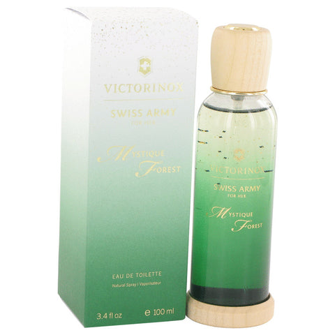 Swiss Army Mystique Forest Eau De Toilette Spray By Swiss Army