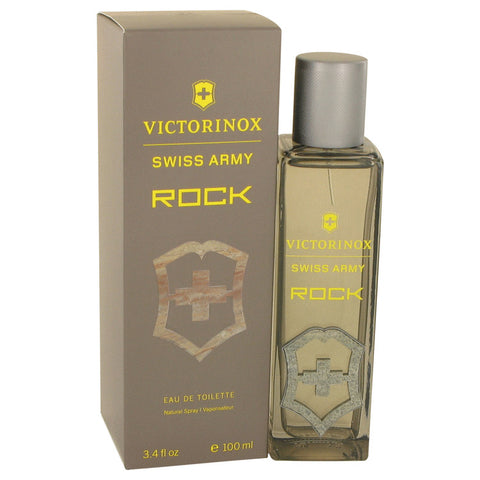 Swiss Army Rock Eau De Toilette Spray By Swiss Army