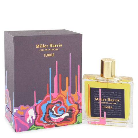 Tender Miller Harris Eau De Parfum Spray (Unisex) By Miller Harris