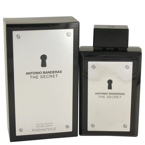 The Secret Eau De Toilette Spray By Antonio Banderas