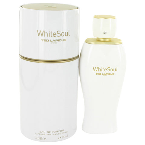 White Soul Eau De Parfum Spray By Ted Lapidus