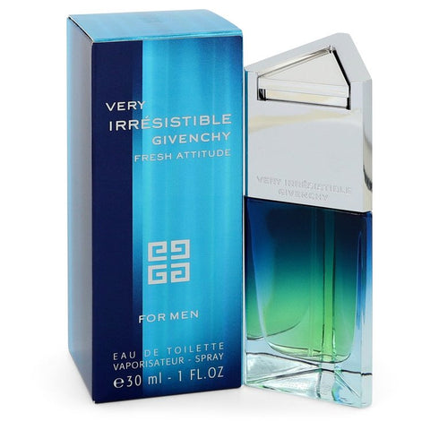 Very Irresistible Fresh Attitude Cologne By Givenchy Eau De Toilette Spray