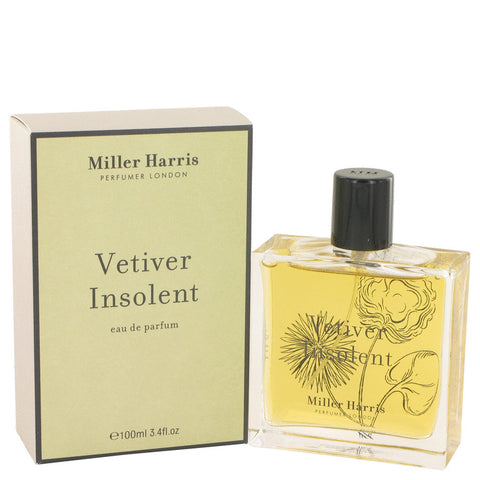 Vetiver Insolent Eau De Parfum Spray By Miller Harris