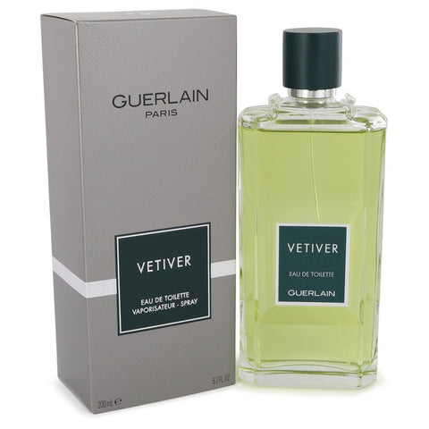 Vetiver Guerlain Eau De Toilette Spray By Guerlain