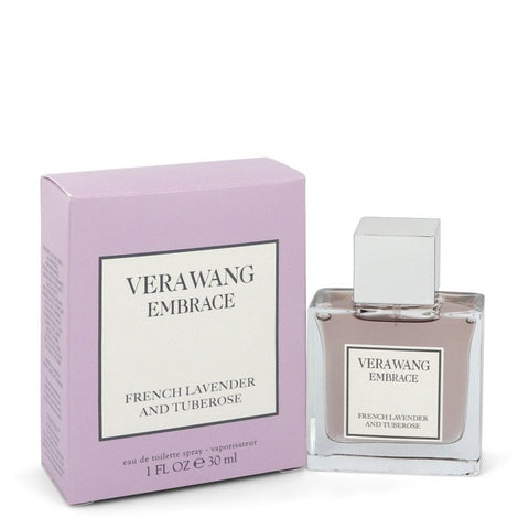 Vera Wang Embrace French Lavender And Tuberose Perfume By Vera Wang Eau De Toilette Spray