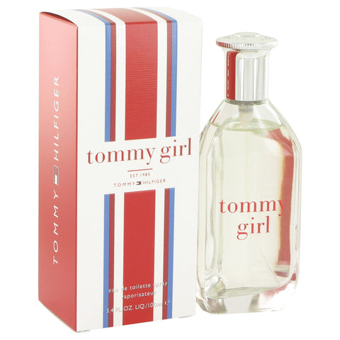 Tommy Girl Cologne Spray / Eau De Toilette Spray By Tommy Hilfiger
