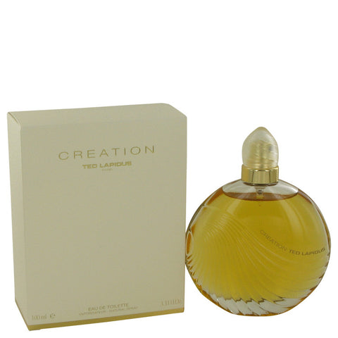 Creation Eau De Toilette Spray By Ted Lapidus