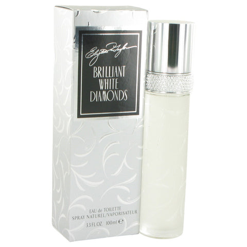 White Diamonds Brilliant Eau De Toilette Spray By Elizabeth Taylor