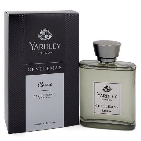 Yardley Gentleman Classic Cologne By Yardley London Eau De Parfum Spray