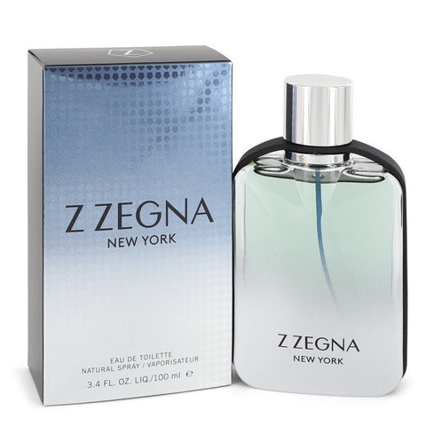 Z Zegna New York Cologne By Ermenegildo Zegna Eau De Toilette Spray